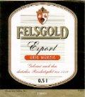 Goldhand Felsgold Export