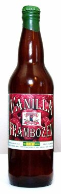 TBK Production Works Vanilla Frambozen Raspberry Ale