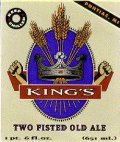 King Two Fisted Old Ale
