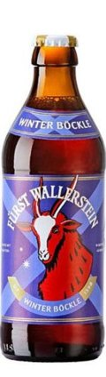 F�rst Wallerstein Winter-B�ckle