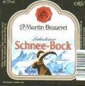 Lahnsteiner Schnee Bock