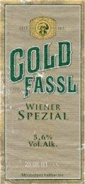 Ottakringer Gold Fassl Spezial  - Oktoberfest/M�rzen