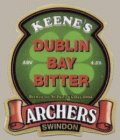 Archers Mulcocks Dublin Bay Bitter - Premium Bitter/ESB