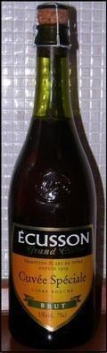CCLF Cidre Ecusson Cuv�e Sp�ciale Brut