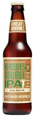 Great Divide Hercules Double IPA - Imperial IPA
