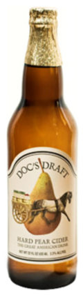 Doc�s Draft Hard Pear Cider