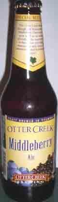 Otter Creek Middleberry Ale