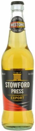 Westons Stowford Press English Export Cider
