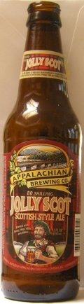 Appalachian Jolly Scot Scottish Ale