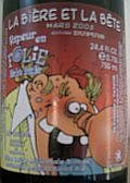 Vapeur en Folie Mars (La Bi�re et La B�te) - Belgian Strong Ale