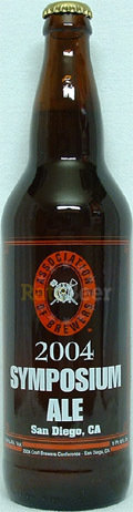 Symposium Ale (2004 Craft Brewers Conference)