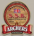 Archers Swindon Strong Bitter (SSB) - Premium Bitter/ESB