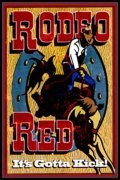Valley Brew Rodeo Red Ale - American Strong Ale