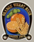 Green Jack Orange Wheat Beer - Wheat Ale