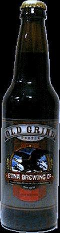 Etna Old Grind Porter