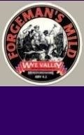 Wye Valley Forgemans Mild - Mild Ale
