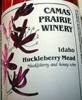 Camas Prairie Huckleberry Mead