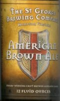 St. George American Brown Ale