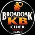 Broadoak KB Cider (Draught)