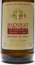 J.W. Lees Harvest Ale (Sherry)