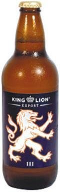King Lion Export - Pale Lager