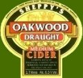Sheppy�s Oakwood Draught Medium Cider