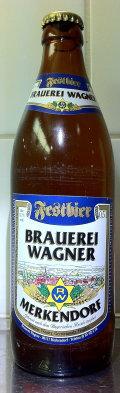 Brauerei Wagner Festbier