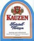 Kauzen Kristall Weizen - German Kristallweizen