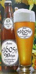 Holzkirchner Oberbr�u Anno 1605er  Weisse