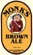 English Ales Monks Brown Ale