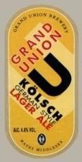 Grand Union K�lsch Style - K�lsch