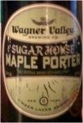 Wagner Valley Sugar House Maple Porter - Porter