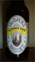 Wagner Valley Summer Sail Hefeweizen - German Hefeweizen