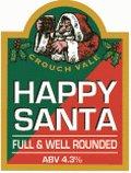 Crouch Vale Happy Santa