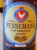 Hennemann Lagerbier