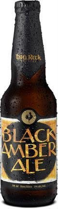 Big Rock Black Amber Ale