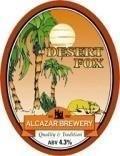 Alcazar Desert Fox - Premium Lager