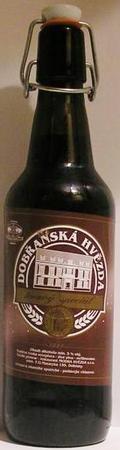 Dobřansk� Pivo Dobřansk� Hvězda Tmav� Speci�l 14% - Dunkel/Tmav�