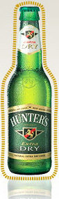 Hunters Extra Dry