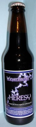 Weyerbacher Heresy - Imperial Stout