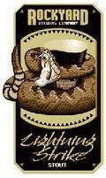 Rockyard Lightning Strike Stout