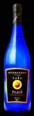 Moonstone Peach Sake - Sak� - Infused