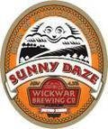 Wickwar Sunny Daze - Golden Ale/Blond Ale