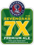 Westerham Sevenoaks 7X  - Premium Bitter/ESB