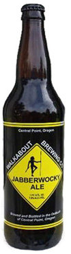 Walkabout Jabberwocky Strong Ale - English Strong Ale
