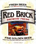 Red Brick Brewery Fresh - Golden Ale/Blond Ale