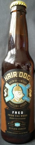 Hair of the Dog Fred from the Wood - Barley Wine