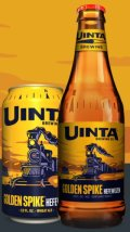 Uinta Golden Spike Hefeweizen