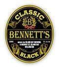 Bennetts Classic Black - Porter