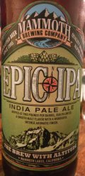 Mammoth Epic IPA
